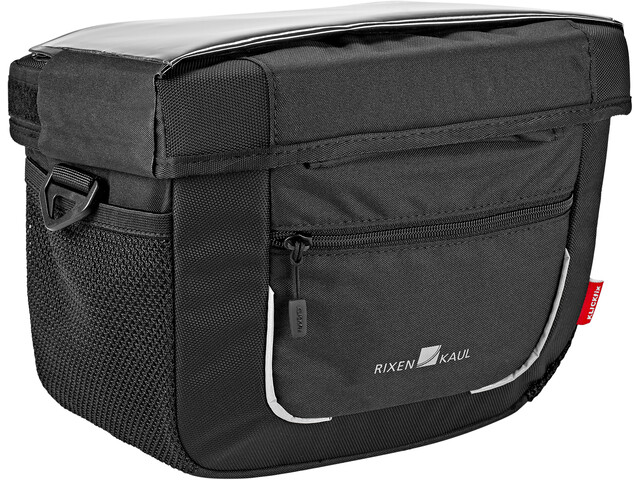 KlickFix Aventour Pro Handlebar Bag black